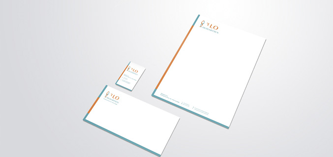 Huisartsen 't LO - logo en huisstijl