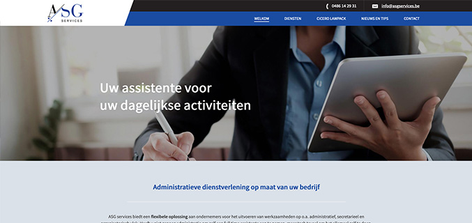 ASG Services - Rumst
