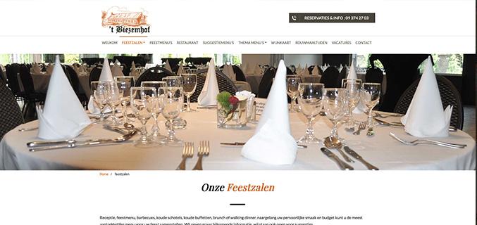 Restaurant 't Biezemhof - Aalter