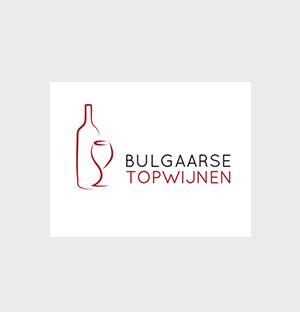 Bulgaarse Topwijnen - logo en huisstijl