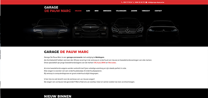 Garage De Pauw Marc - Maldegem