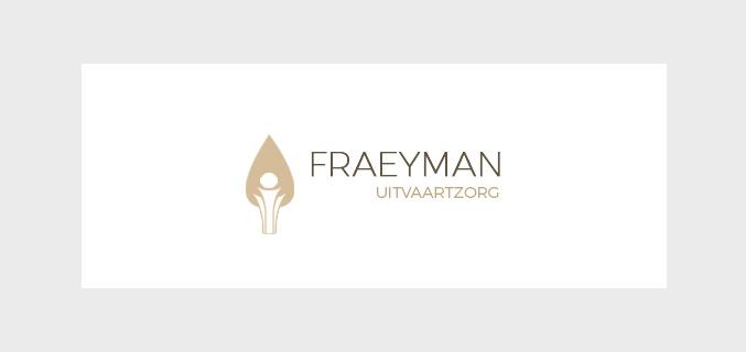 Fraeyman Uitvaart - opfrissen logo
