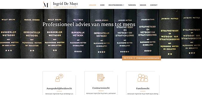 Advocaat Ingrid De Muyt - Maldegem
