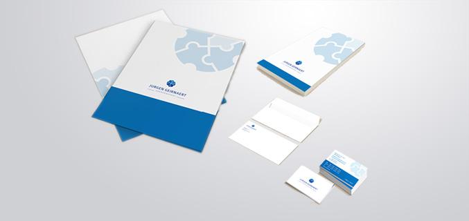 Jurgen Geirnaert - Restyle logo en ontwerp huisstijl