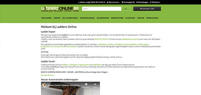Ladders online