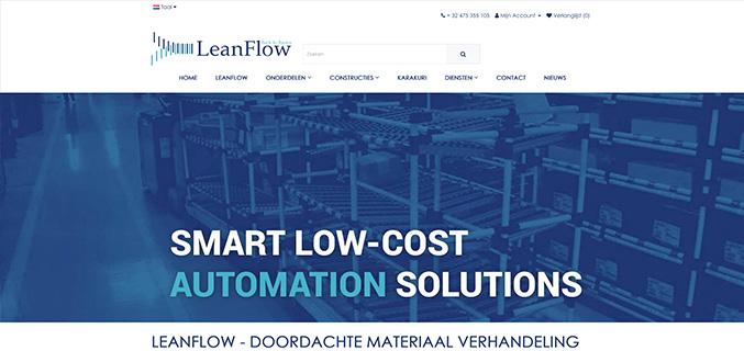 LeanFlow - Wingene