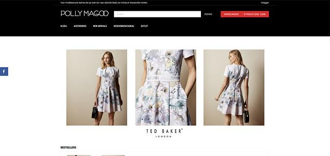 Polly Magoo webshop