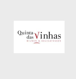 Quinta das vinhas - logo en naamkaartjes