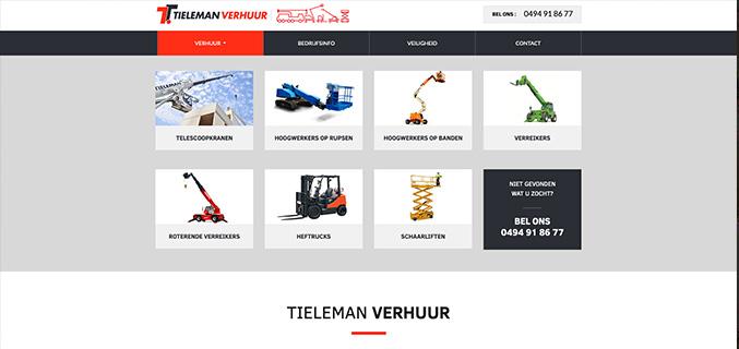 Tieleman Verhuur - Aalter