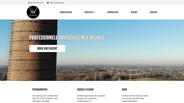 We Drone it - Aalter